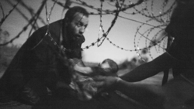 1° Premio del World Press Photo 2016
