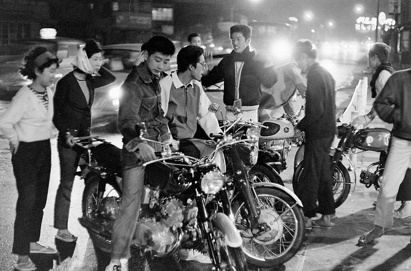 1964年,日本青年叛逆的一代22