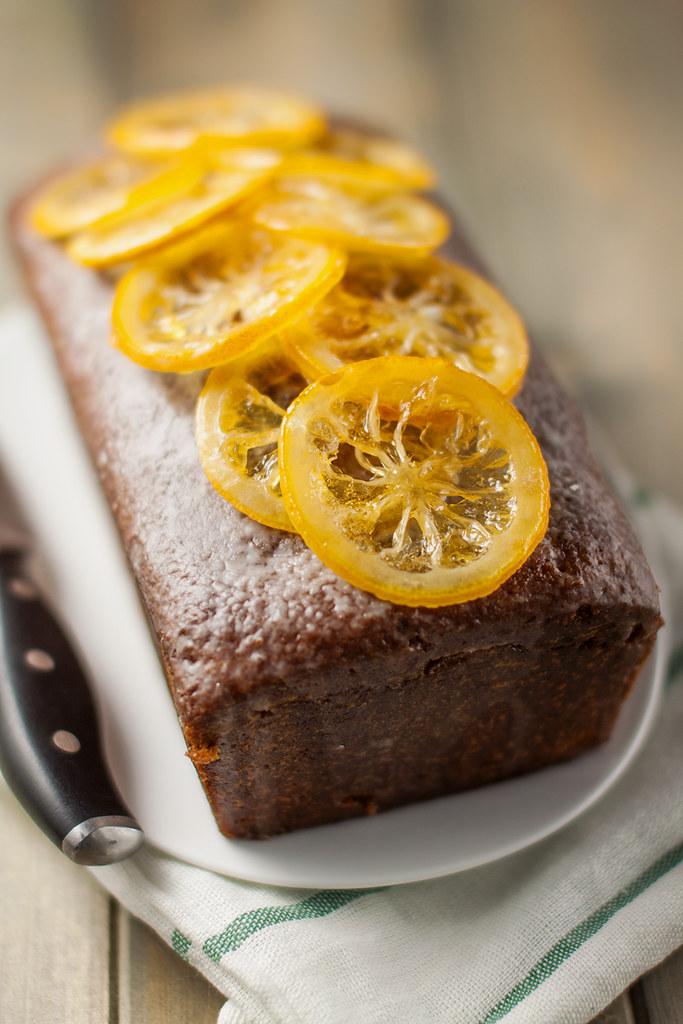 Plumacake al limone (lemon Loaf)