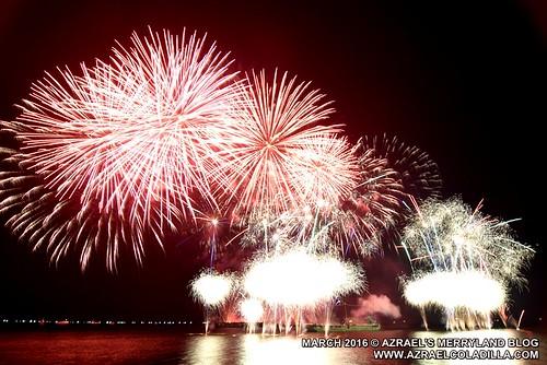 Philippines @ Pyromusical 2016 SM MOA