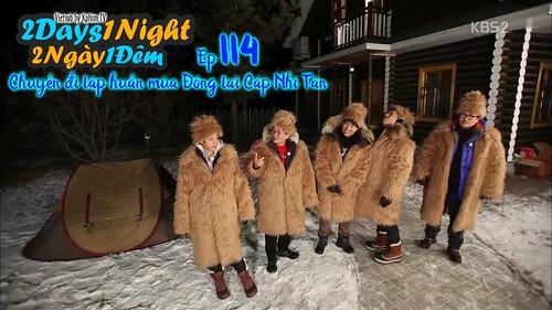 [Vietsub] 2 Days 1 Night Season 3 Tập 114