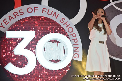 SM Supermalls 30th anniversary media event coverage