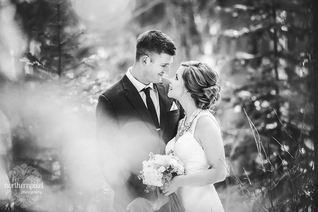 Wedding Couple - Prince George BC