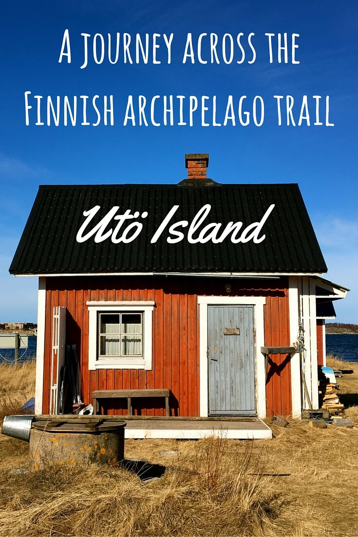 A journey across the Finnish archipelago trail