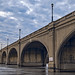 Vachel Lindsay Bridge, Springfield, Illinois by myoldpostcards