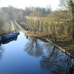 Chirk Canal basin