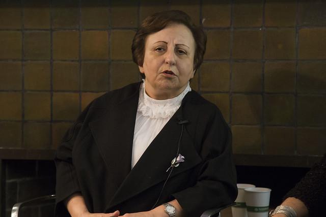 Shirin Ebadi - 3/14/16