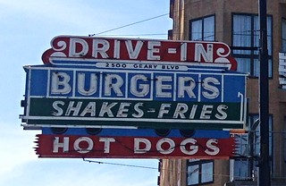 Drive-In Burgers