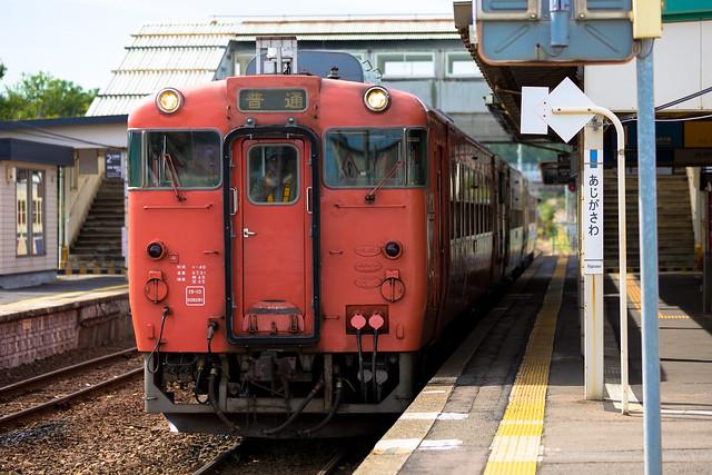 JR East, Gono Line #046 - Type KiHa 40 & 48