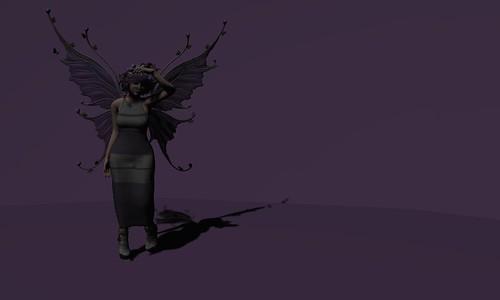 Colour! Colour! Colour! Week 11: Mostly Desaturated Dark Violet