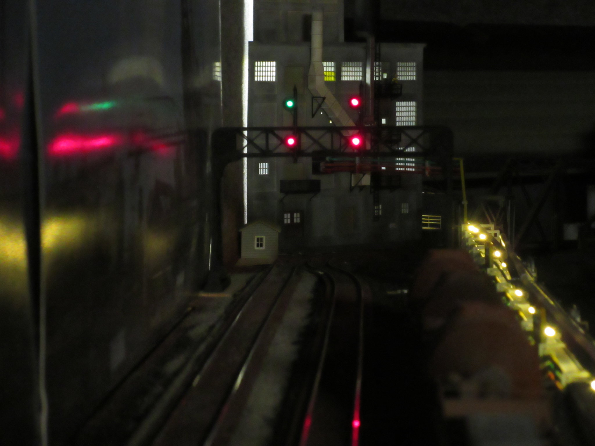 Signal Lights For Show Or Operations Model Railroader Magazine Stop Override Railways Img 6236