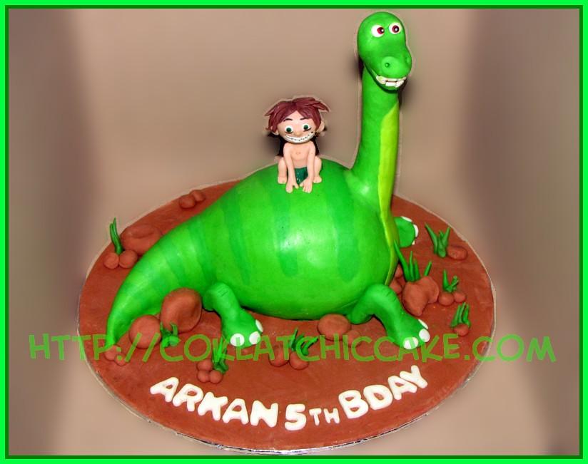 Cake Good Dinosaurs