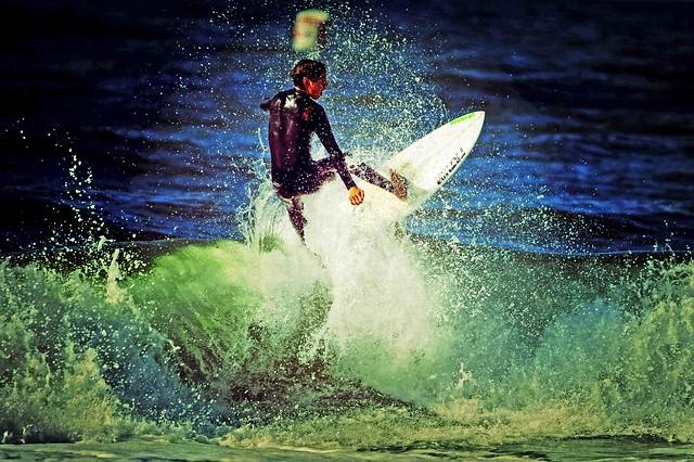 Freesurf Session
