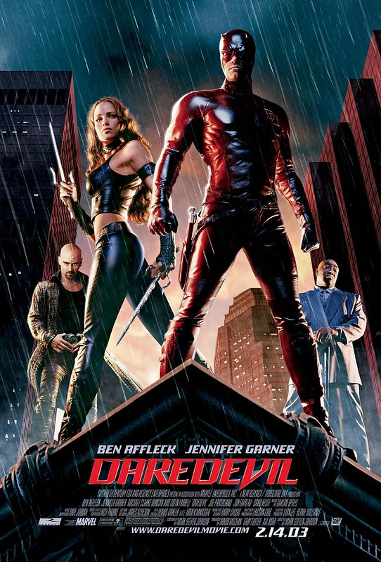 Daredevil - Film - Poster 2