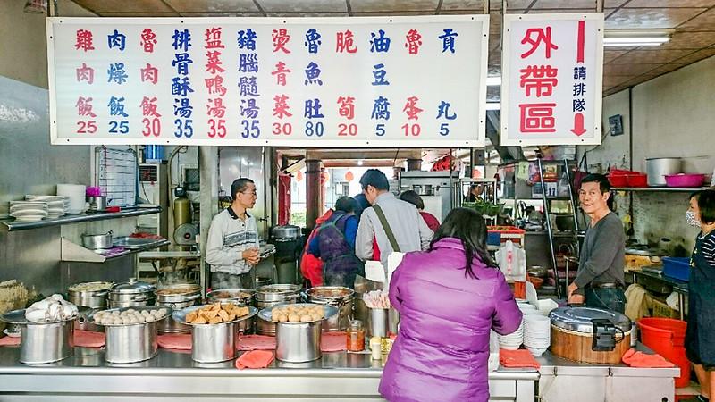 鳳山 中華夜市 雞肉飯_4785