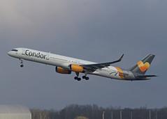 Condor Boeing B757  D-ABOF