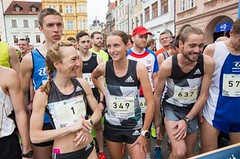 RunTour na jihu Čech rozběhla 1 400 běžců, přilákala i elitní běžce