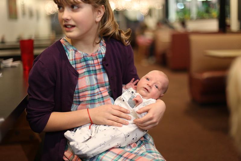 baby guru like her mother