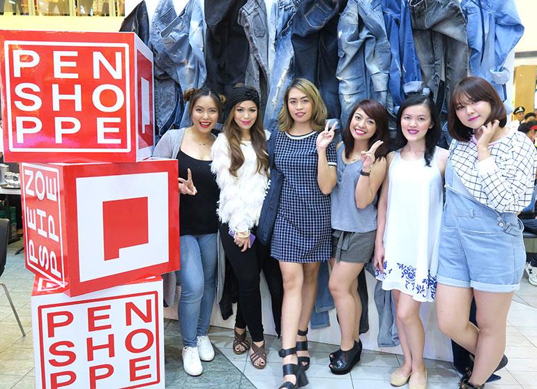 8 Sandara Park - Penshoppe Denim Lab Fashion show 2016 - Gen-zel.com(c)