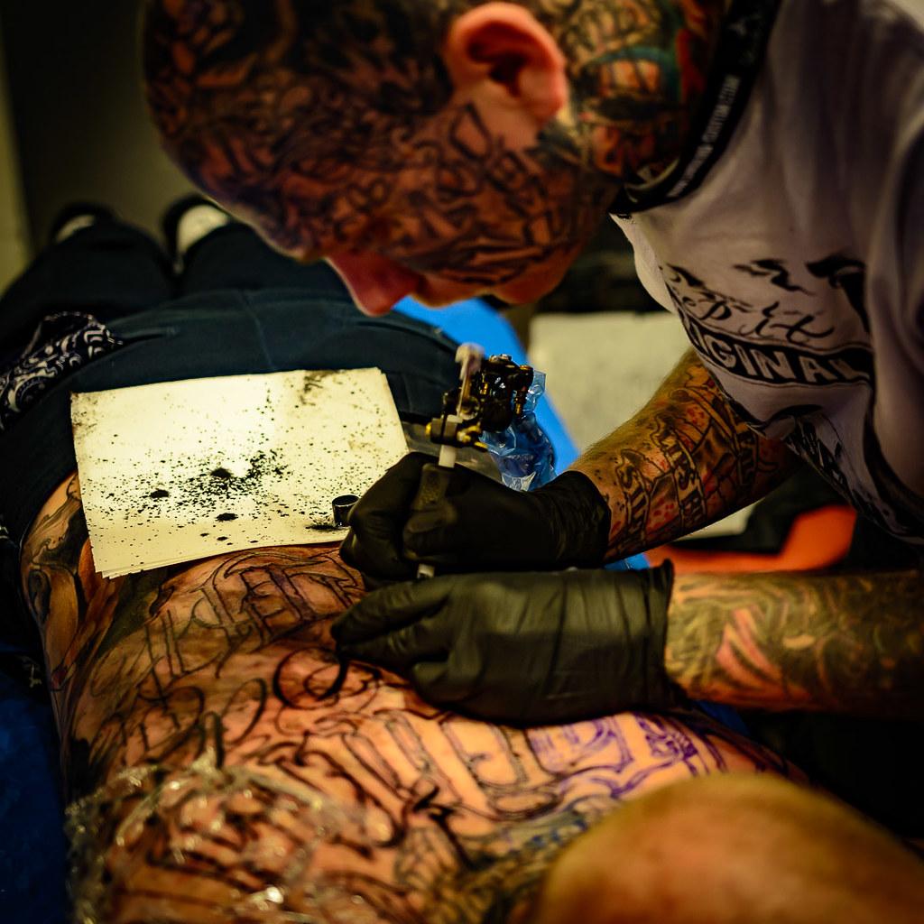 Tattoo MeltDown 2016