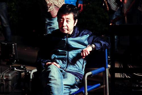 映画『山河ノスタルジア』ジャ・ジャンクー監督 ©Bandai Visual, Bitters End, Office Kitano