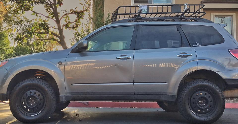 King springs standard height  | Subaru Forester Owners Forum