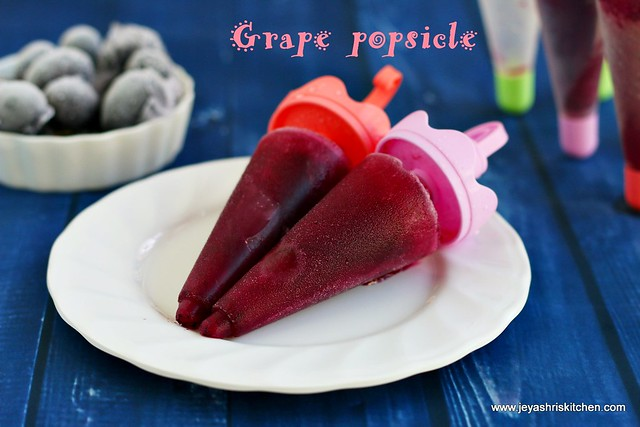 grape popsicle