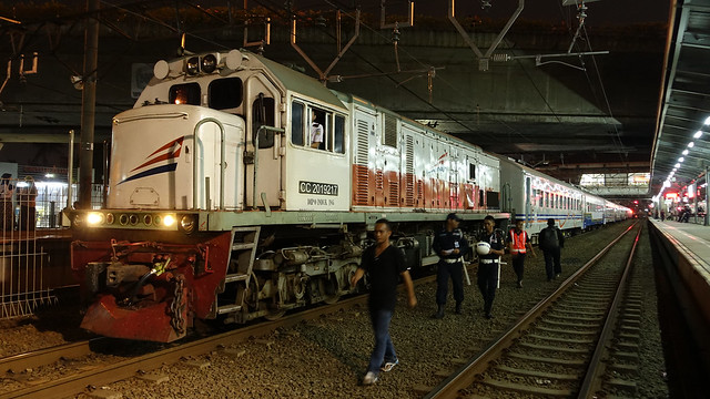 Kereta Api Indonesia, CC201