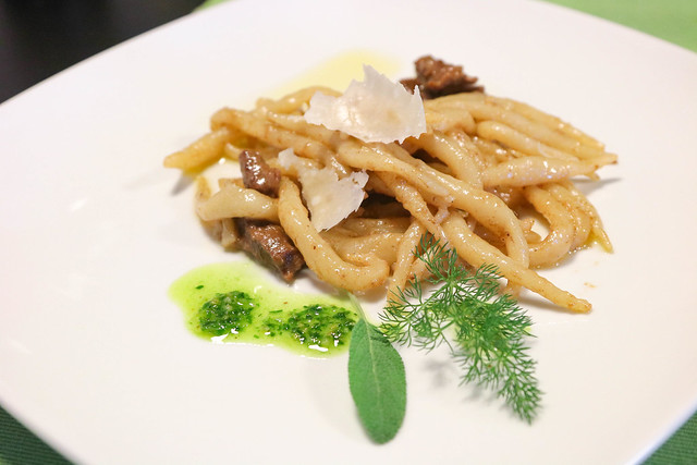 The best food in Istria, Croatia