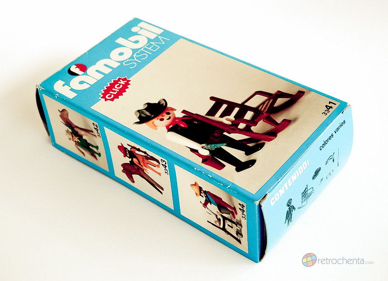 Famobil - Sheriff en caja