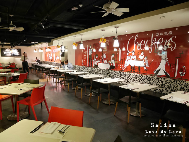 台北車站飯店午餐晚餐下午茶吃到飽凱薩飯店 (10)
