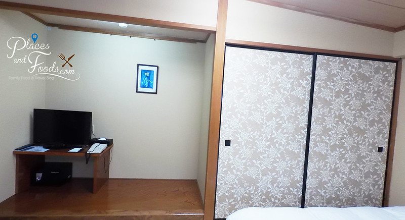Hotel Mori no Kaze Tazawako room TV
