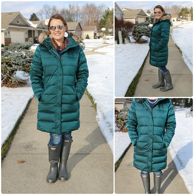 1cca46b43 5 outerwear options from Lands' End for women you will want to see ...
