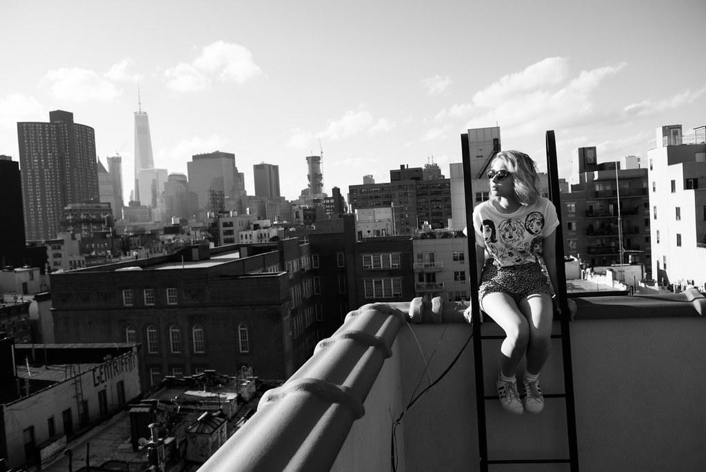 Тави Гевинсон — Фотосессия для «The Coveteur» 2014 – 13