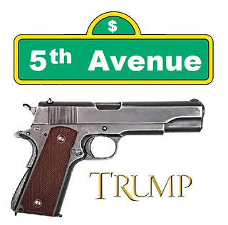 Massacre on Fifth Avenue?