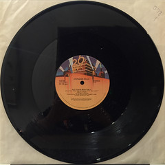 STEPANIE MILLS:WHAT'CHA GONNA DO WITH MY LOVIN'(RECORD SIDE-B)