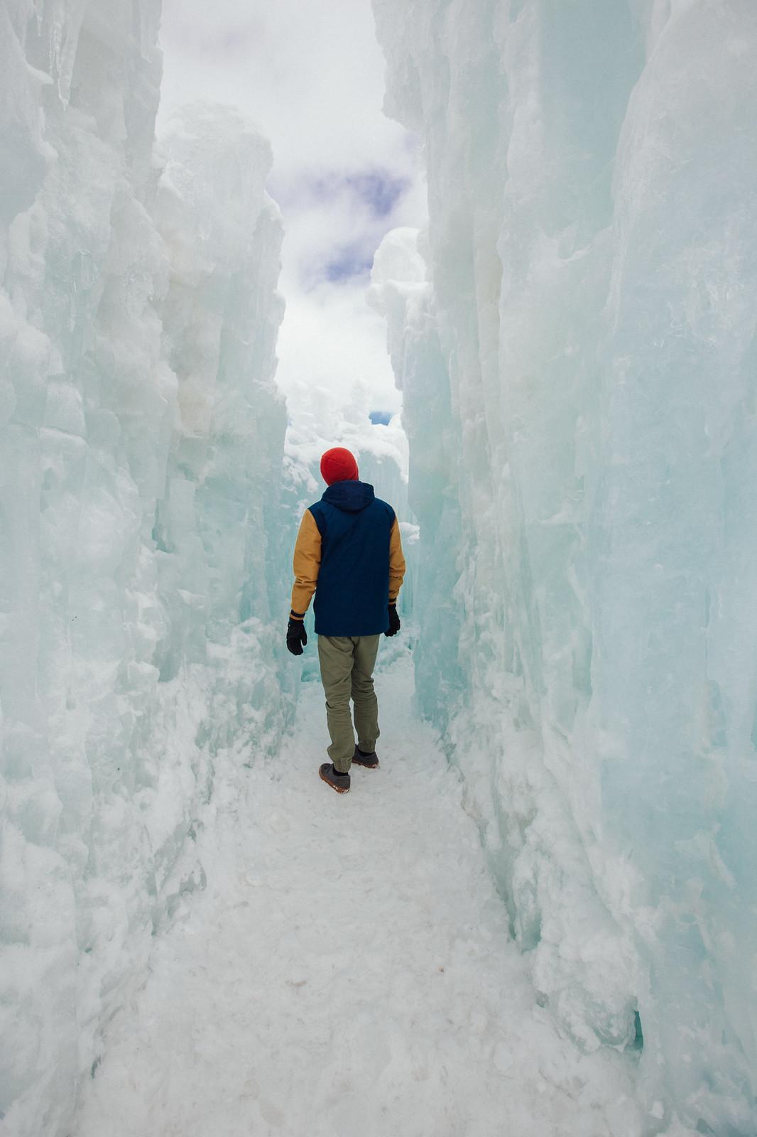 Ice Castles, Utah