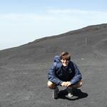 Claudio en el Etna