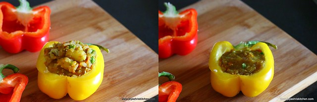 stuffed capsicum 7