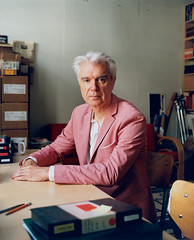 40 Portraits: David Byrne