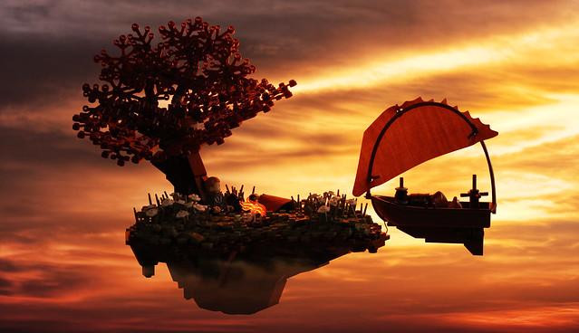 Sunset Slumber