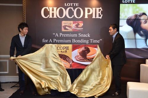 Peresmian Lotte Choco Pie - 2