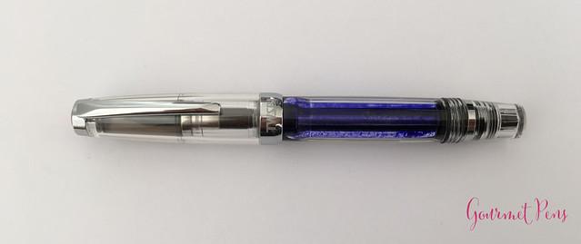 Review: TWSBI Vac Mini Fountain Pen - Broad @CouronneduComte @TWSBI