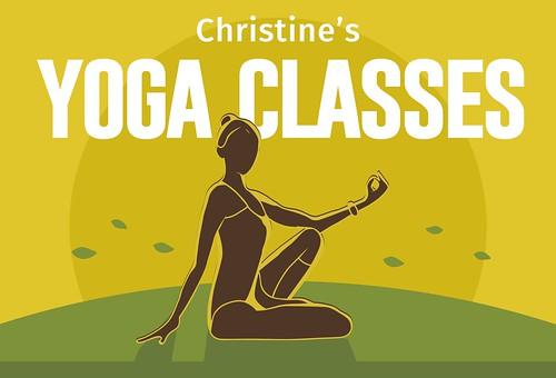 Christine's Yoga Classes