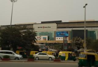 Nehru Place (नेहरू प्लेस) Metro Station