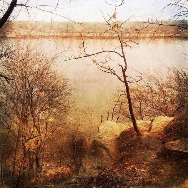 Arkansas River Overlook