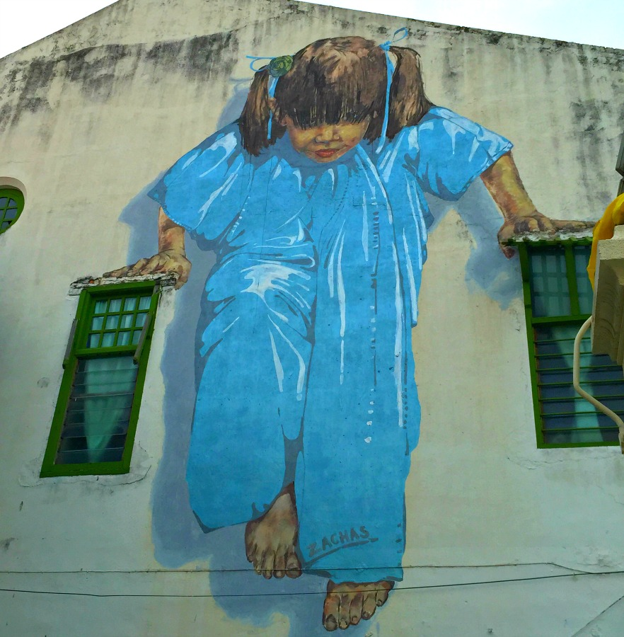 Penang Malaysia's Karate Girl
