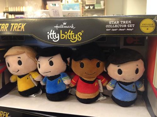 Itty Bittys: Star Trek