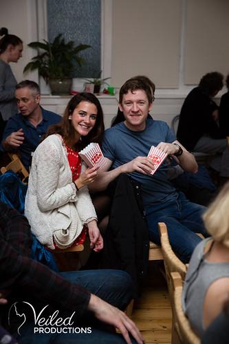 Lovers Lane Screening - the cast!