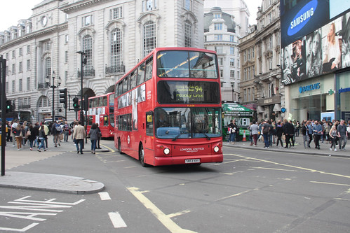 London United TLA20 SN53KHV